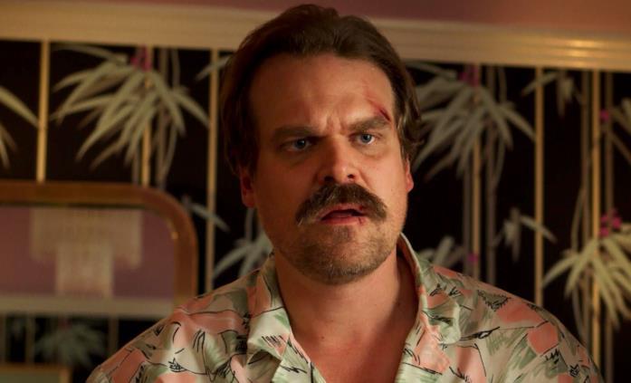 Stranger Things 3: lo sceriffo Hopper