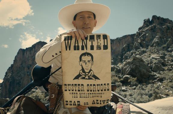 La Ballata di Buster Scruggs, la recensione: la miscellanea western dei Coen è irresistibile ma accessoria