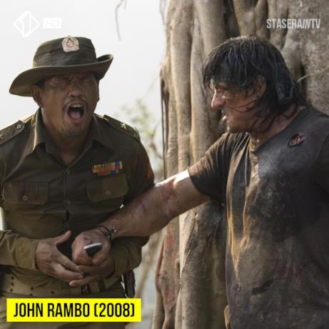 Oggi in Tv alle 21:29 su Italia 1 John Rambo (2008)