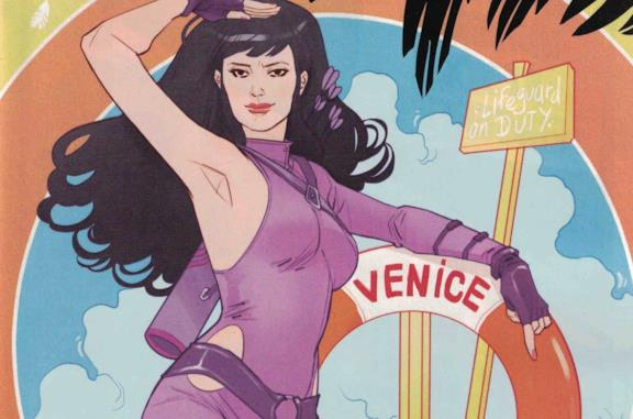 Kate Bishop nei fumetti