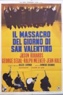 Poster Il massacro del giorno di San Valentino