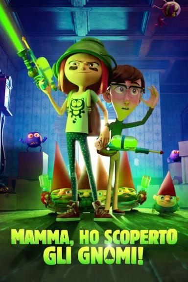 Poster Mamma, ho scoperto gli gnomi!