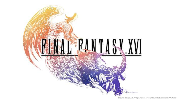 Final Fantasy XVI cover