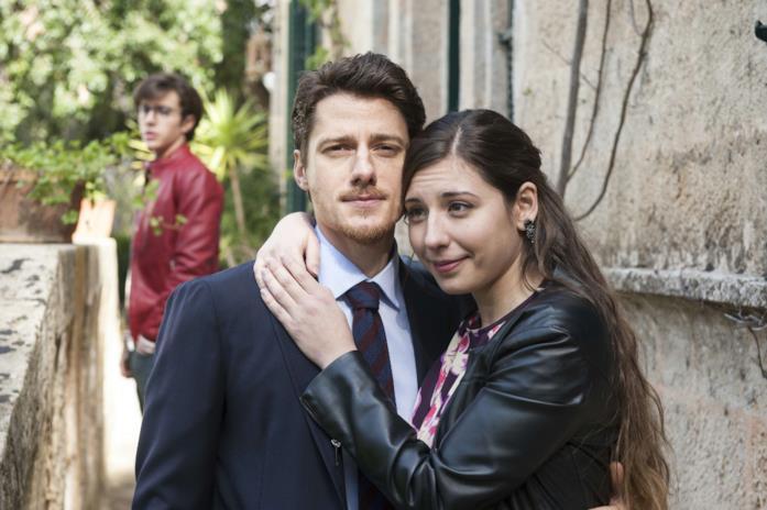 L'attore Antonio Folletto