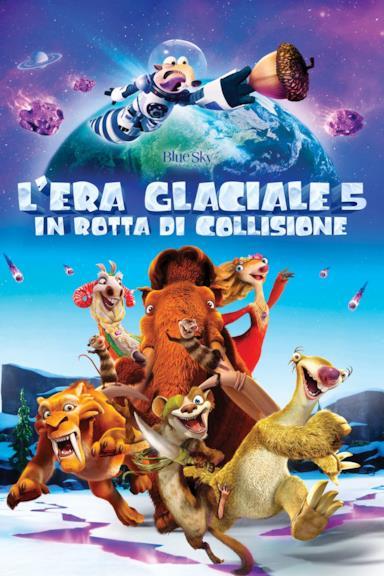 Poster L'era glaciale - In rotta di collisione