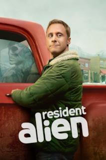 Poster Resident Alien