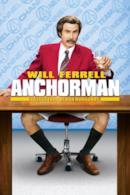 Poster Anchorman - La leggenda di Ron Burgundy
