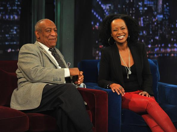 Tempestt Bledsoe al Late Night With Jimmy Fallon