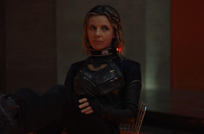 Sylvie nella serie Loki