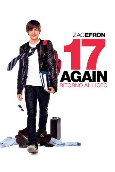 Poster 17 Again - Ritorno al liceo