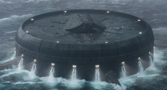 Un'immagine del Raft del MCU