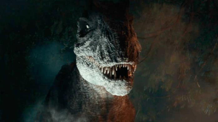 L'Allosauro tra i dinosauri confermati in Dominion