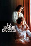 Poster La signora della porta accanto