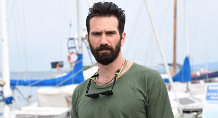 Mario Sgueglia è Franco nella prima stagione