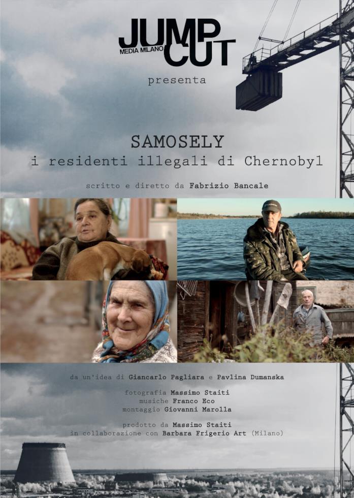 La locandina di Samosely - I residenti illegali di Chernobyl
