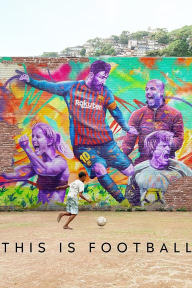 Poster This Is Football