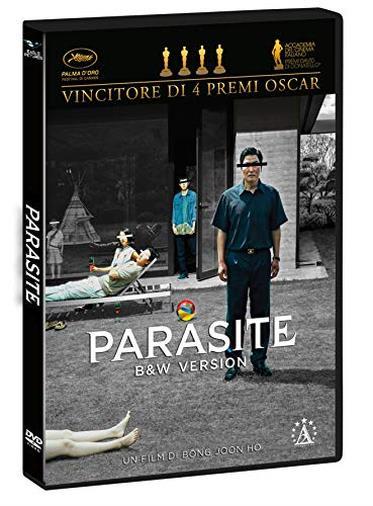 Parasite Black & White Special Ed. (Dvd Black & White Ov Sub Ita + Dvd Theatrical) (2 DVD)