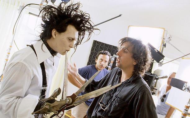 Tim Burton e Johnny Depp