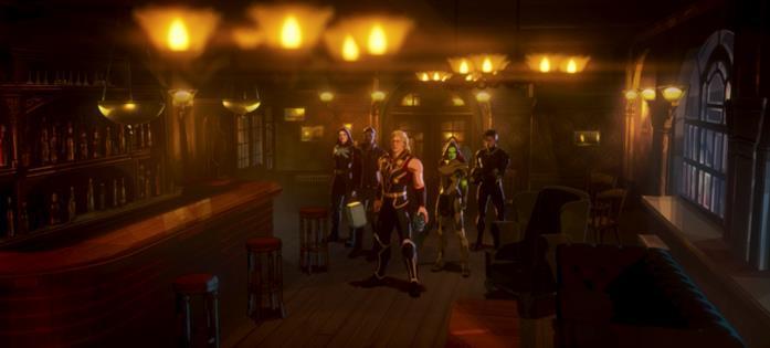 I Guardiani del Multiverso