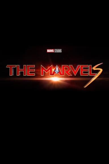 Poster The Marvels