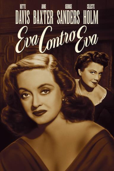 Poster Eva contro Eva