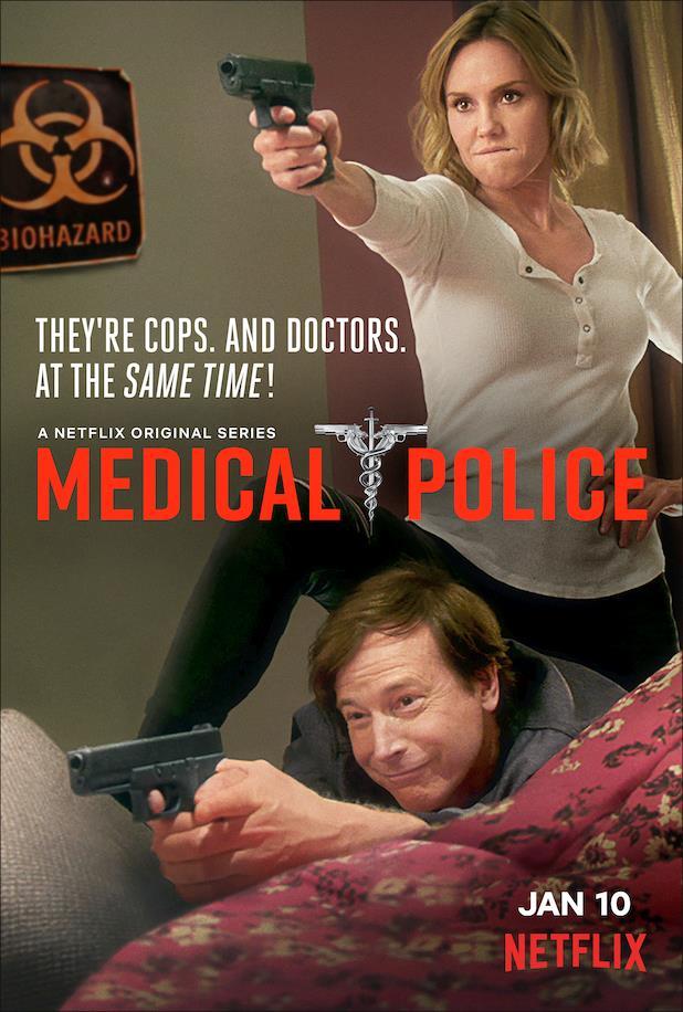 La nuova serie Medical Police