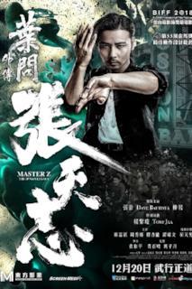 Poster Master Z: Ip Man Legacy