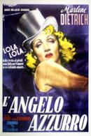 Poster L'angelo azzurro