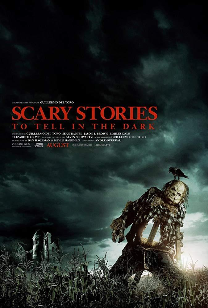 Poster ufficiale di Scary Stories to Tell in the Dark