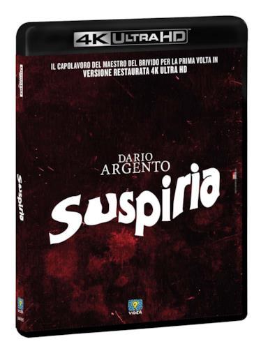 La versione 4K del capolavoro di Dario Argento