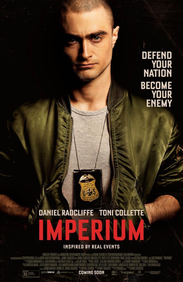 Daniel Radcliffe è un agente dell'FBI in Imperium