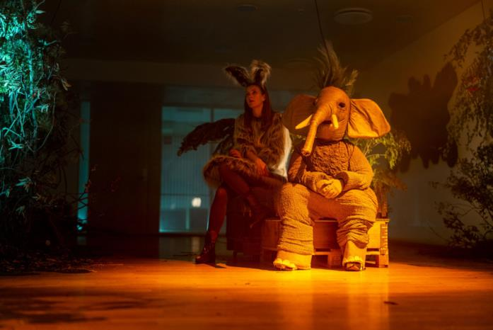 Bloodride - una scena della serie TV targata Netflix