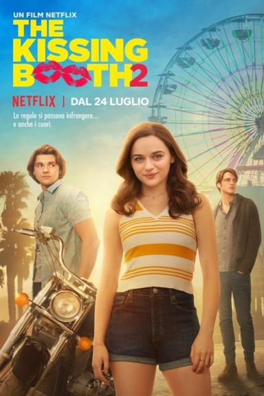 Poster The Kissing Booth 2