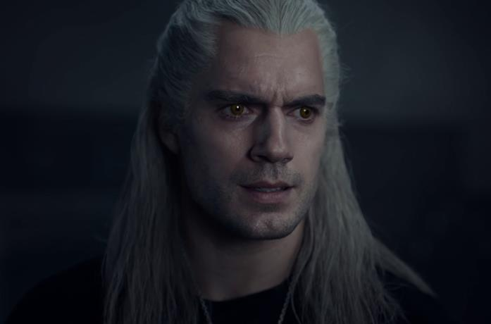 Yennefer, Geralt e Ciri nel poster di The Witcher