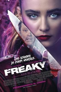 Poster Freaky