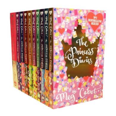 The Princess Diaries Collection Meg Cabot