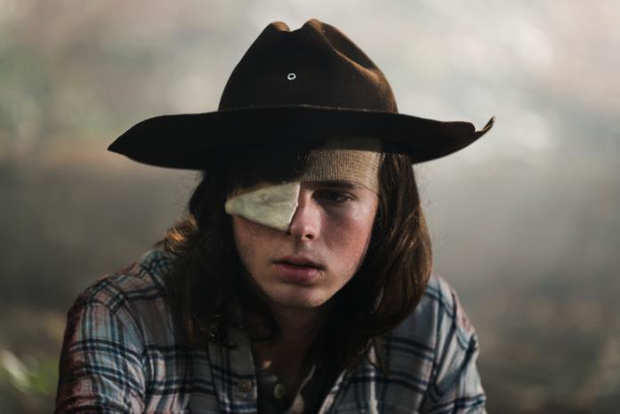 Carl è stato morso in The Walking Dead 8. Cosa succederà nel nuovo episodio?