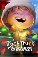 Poster Hank e il camion dei rifiuti: È Natale!