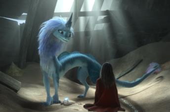 Raya and the Last Dragon: il trailer del film in uscita a marzo (anche) su Disney+