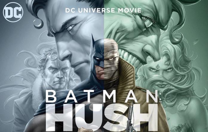 Batman Hush film animato