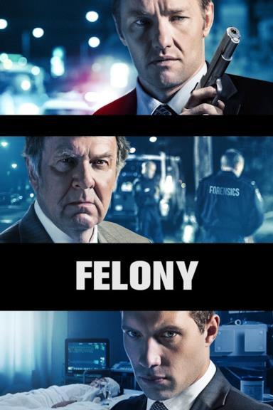 Poster Felony