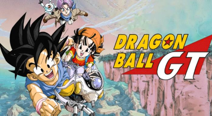 Dragon Ball GT protagonisti
