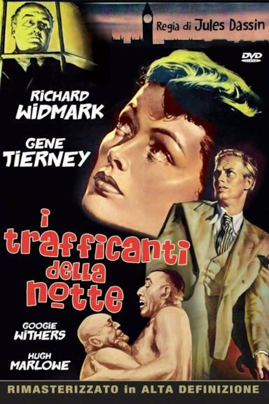Poster I trafficanti della notte