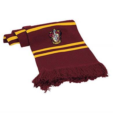 Harry Potter  T25440 Sciarpa Ufficiale Casa Grifondoro, Multicolore