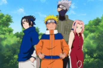 Naruto, i protagonisti dell'anime