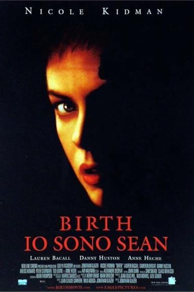 Poster Birth - Io sono Sean