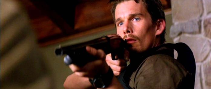 Ethan Hawke in Training Day, il film di Antoine Fuqua