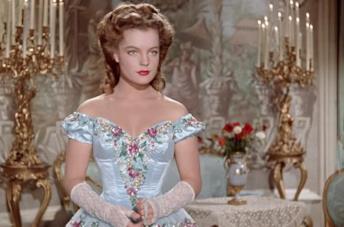 Romy Schneider è Elisabetta di Baviera, detta Sissi