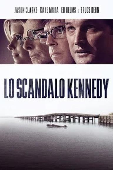 Poster Lo scandalo Kennedy