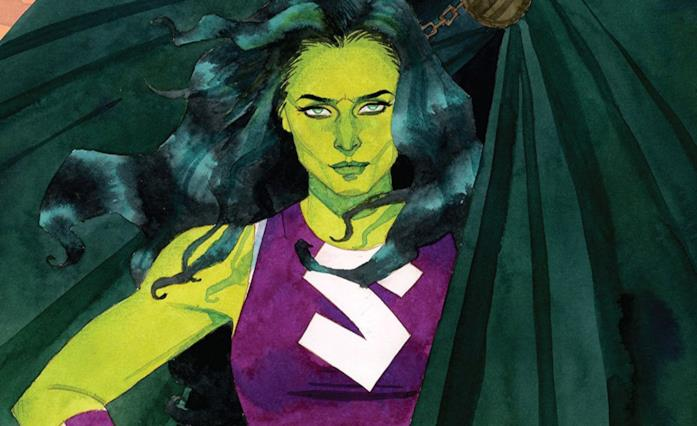 Cover di She-Hulk by Soule & Pulido: The Complete Collection